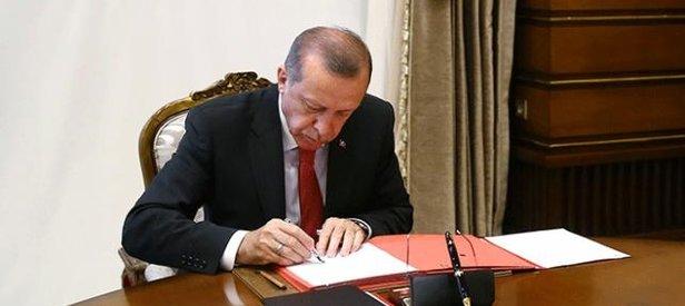 Başkan Erdoğan imzaladı: Kesin korunacak alan ilan edildi