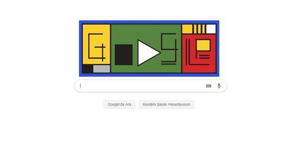 Google'ın Doodle'ı Bauhaus Akımı nedir?