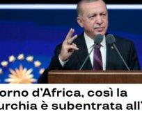 İtalya basını itiraf etti:  Afrika'yı Türkiye'ye kaptırdık