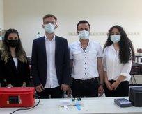 Boğaziçililer bakın Erzincan'daki öğrenciler ne yaptı