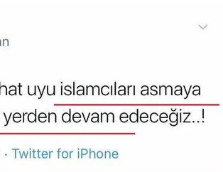 Sosyal medyada CHP terörü