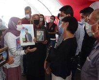 CHP heyeti evlat nöbetindeki ailelerle görüşmek için HDP'den izin aldı