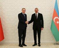 Aliyev'den Erdoğan'a anlamlı telefon