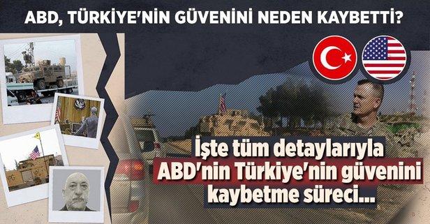 ABD Türkiyenin güvenini neden kaybetti?