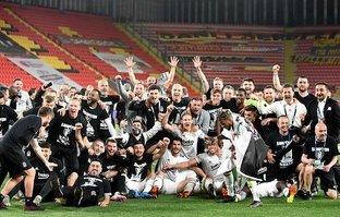 TFF, şampiyon Beşiktaş'ı kutladı!