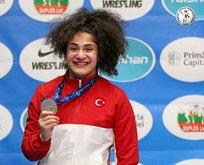 Milli güreşte bir madalya daha!