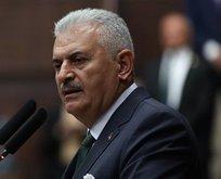 Yıldırımdan flaş Afrin harekatı açıklaması