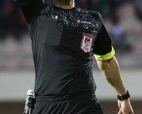 Trabzonspor-Galatsaray derbisinin hakemi belli oldu