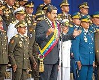 ABD'den Venezuela'da darbe planı!