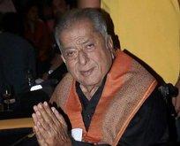 Bollywoodun efsane ismi hayatını kaybetti