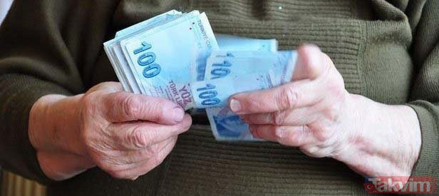 Emekliye bin 92 lira fark