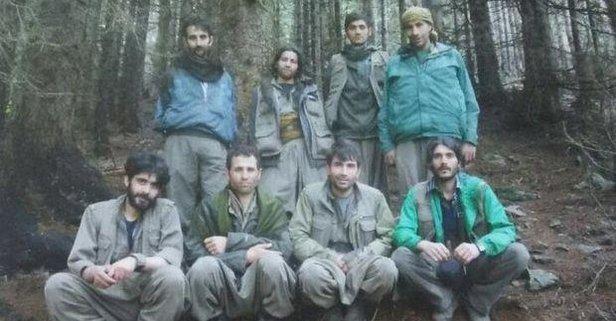 PKK'nın Karadeniz grubu tek tek öldürüldü