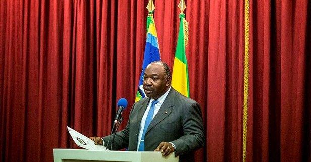 Gabon Cumhurbaşkanı Riyad'dan ayrıldı