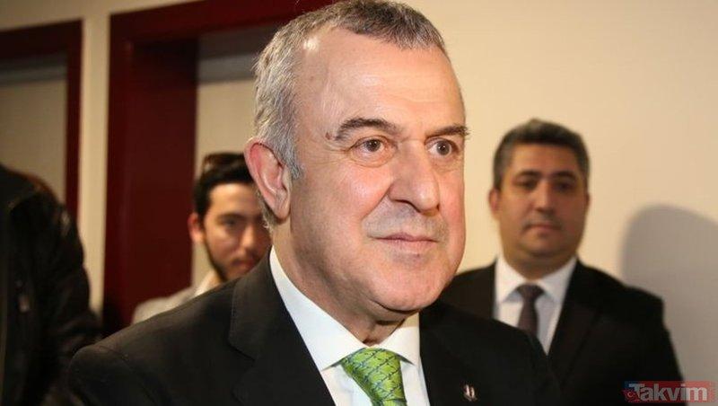 Beşiktaşlı yönetici açıkladı 'Babel Galatasaray'a hayırlı olsun'
