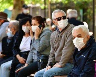 Bilecik'in Bozüyük ilçesinde 65 yaş üstü vatandaşların sokağa çıkışı kısıtlandı