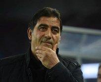Çaykur Rizespor'da Karaman görevi bıraktı