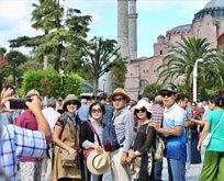 İstanbul'a gelen turist sayısı korona etkisiyle düştü