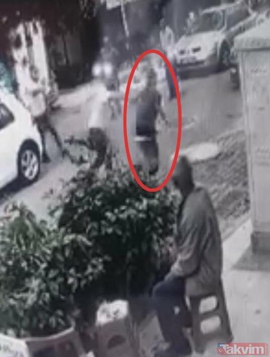 Manisa'da 11 yaşındaki çocuğa cinsel tacizde bulunan şahsa meydan dayağı