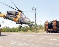 ATAK helikopteri Azerbaycan'da