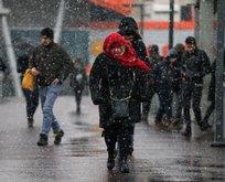 Meteoroloji'den Marmara'ya yoğun kar uyarısı