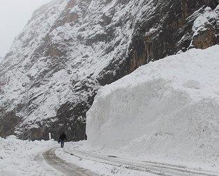 SON DAKİKA: Meteoroloji çığ tehlikesine karşı uyardı: Dikkatli ve tedbirli olunmalıdır | 22 Ocak hava durumu