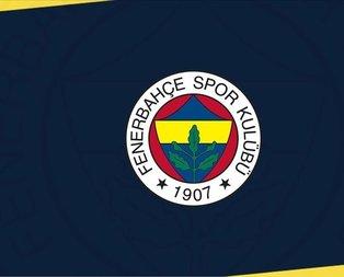 Fenerbahçe yıldız ismi kadrosuna kattı