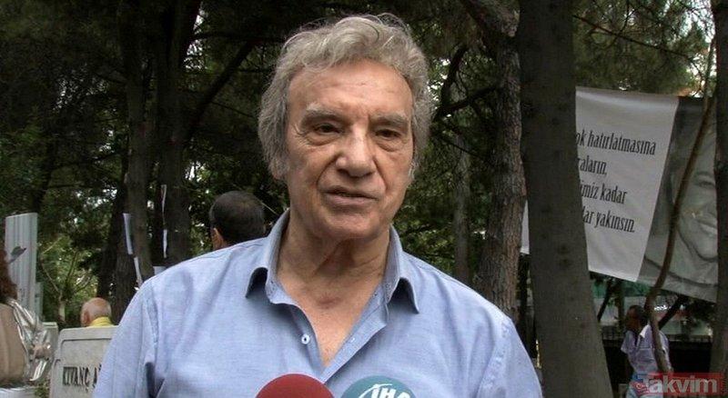 Yeşilçam'ın usta oyuncusu Süleyman Turan'a veda! Sevenleri yalnız bırakmadı