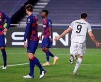 Barça'ya tarihi fark!