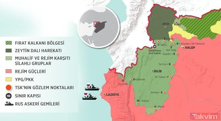 İdlibe operasyon ihtimali ve uluslararası tepkiler! İdlibde son durum ne?