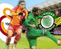 Galatasaray - Akhisarspor kupa maçı hangi kanalda?