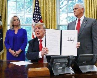 Trump yeni göçmen kararnamesini imzaladı