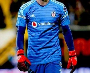 Galatasaray'dan bomba hamle! Muslera'nın yerine eski Beşiktaşlı geliyor