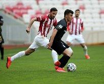 Sivasspor 3 puanı kaptı!