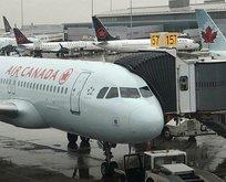 Air Canada'da koronavirüs depremi!