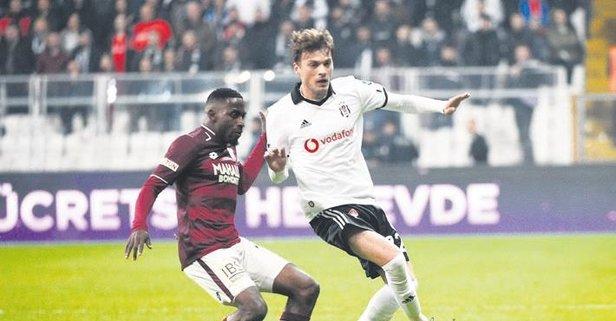Beşiktaş 2019'da hiç yenilmedi