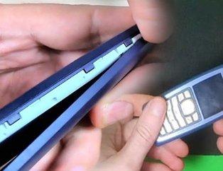 Rus mühendis eski telefondan bunu yaptı! Milyonlar izledi