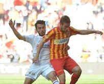 Kayserispor Sivasspor engelini geçti