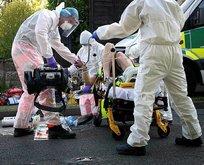 İngiltere'de Kovid-19'dan ölenlerin sayısı yükseliyor