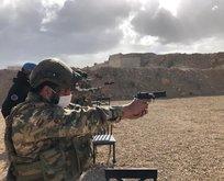 Mehmetçik'ten Libya askerine eğitim!