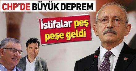CHP'li Bodrum Belediye Başkanı Mehmet Kocadon CHP'den istifa etti