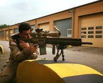 Merkel Türkiye'ye vermediği silahı Barzani'ye verdi