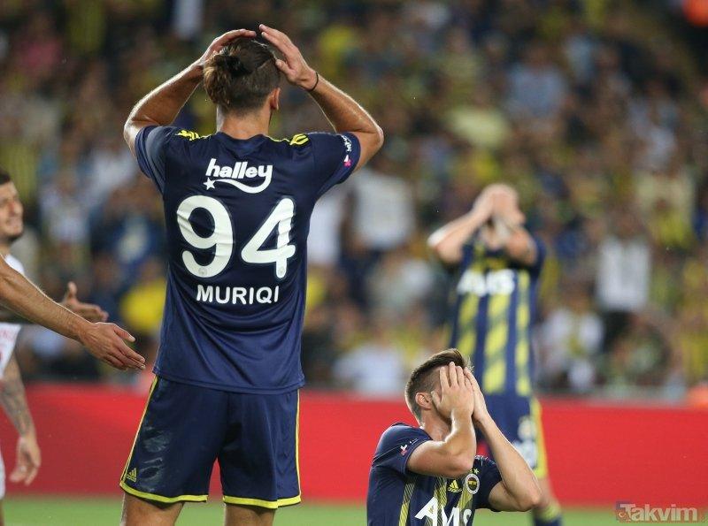 Galibiyet sonrası Antalyaspor'dan Fenerbahçe'ye olay gönderme