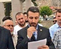 Çirkin paylaşım yapan Saadet Partili isim gözaltında