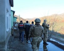Terör örgütü PKK'nın finansçılarına darbe!