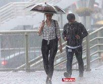 İstanbul başta olmak üzere Bursa, Yalova, Kocaeli ve Sakarya için kuvvetli yağış uyarısı! Günlerce sürecek AFAD uyardı: Sel, su baskını...