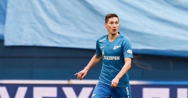 Beşiktaş'ta yeni hedef Kuzyaev! Zenit'le sözleşmesi biten Rus yıldız için  teklif yapılacak... - Takvim