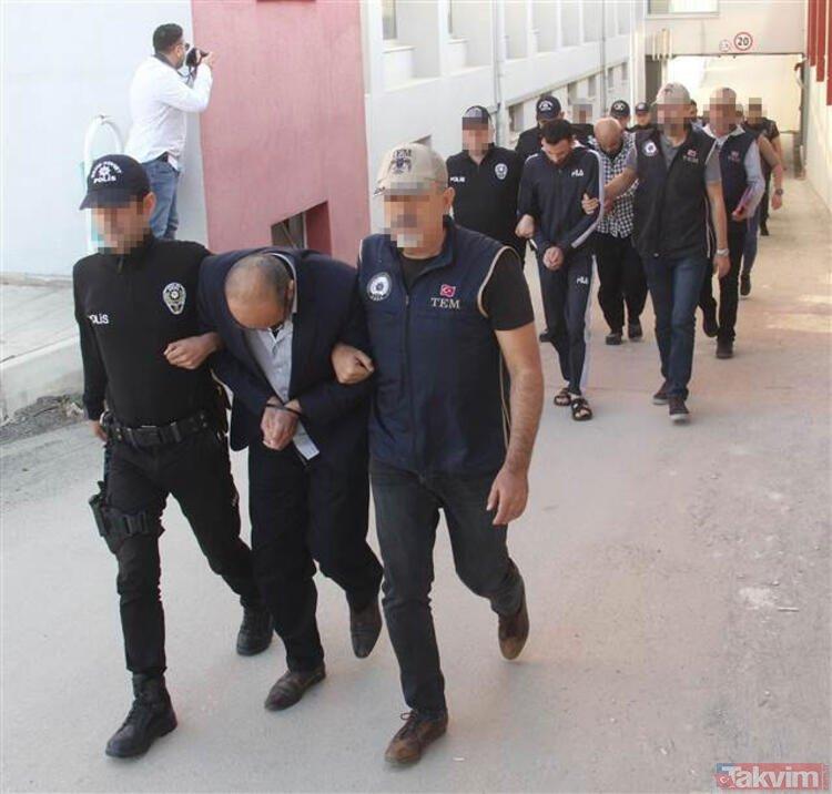 Adana'da yakalanan DEAŞ'lı teröristin silahlı fotoğrafları çıktı