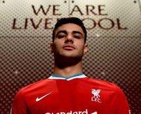 Liverpool forması ile ilk maçına çıkıyor