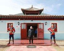 Başbakan Yıldırım Moğolistan'da