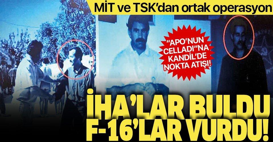 MİT-TSK'dan ortak operasyon: 10 milyon ödülle aranan 'Kasım Engin' kod adlı terörist İsmail Nazlıkul'a Kandil'in derinlerinde nokta atışı